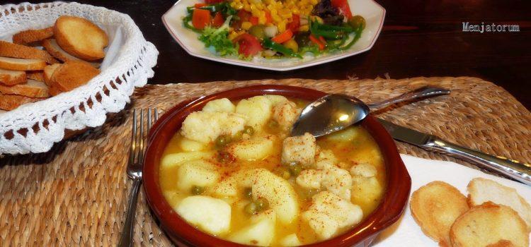 Cuina menorquina - Panadera de bacallà