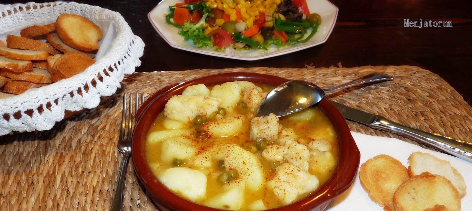 Cuina menorquina – Panadera de bacallà