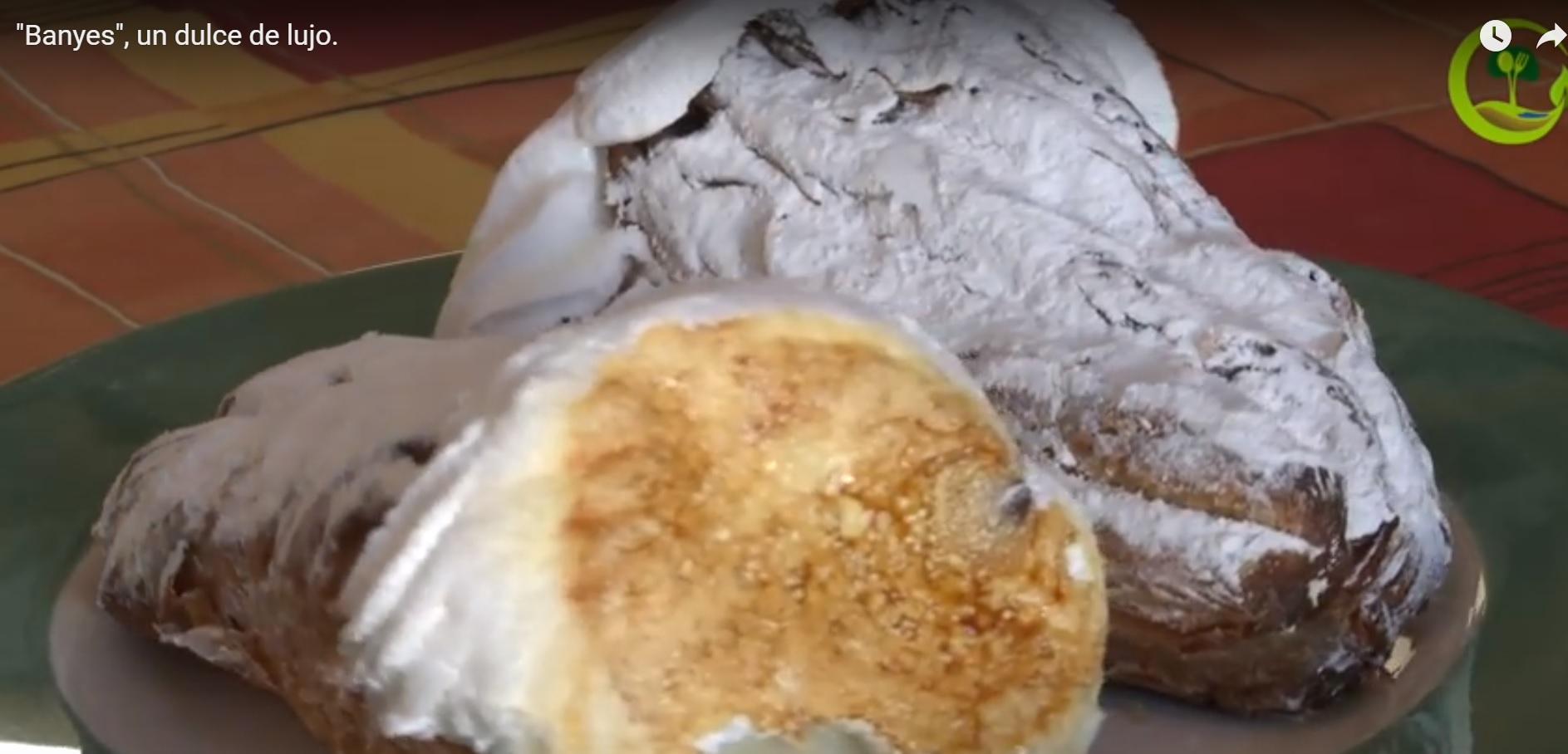 Banyes, un dulce típico de Menorca