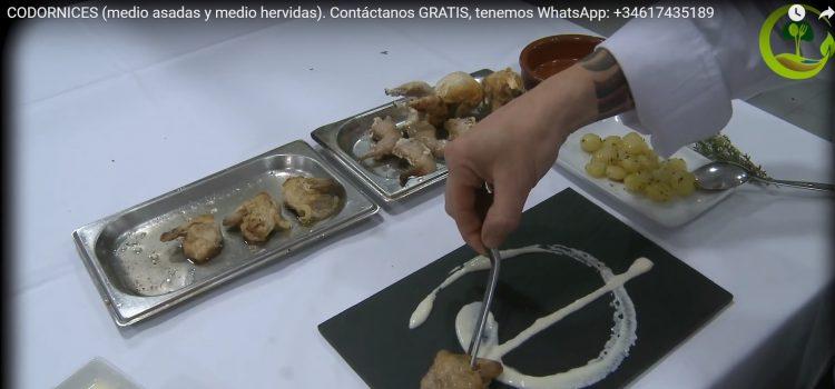 Compartimos en nuestro blog la vídeo-receta del canal YouTubeRestaurantes Con Huerto