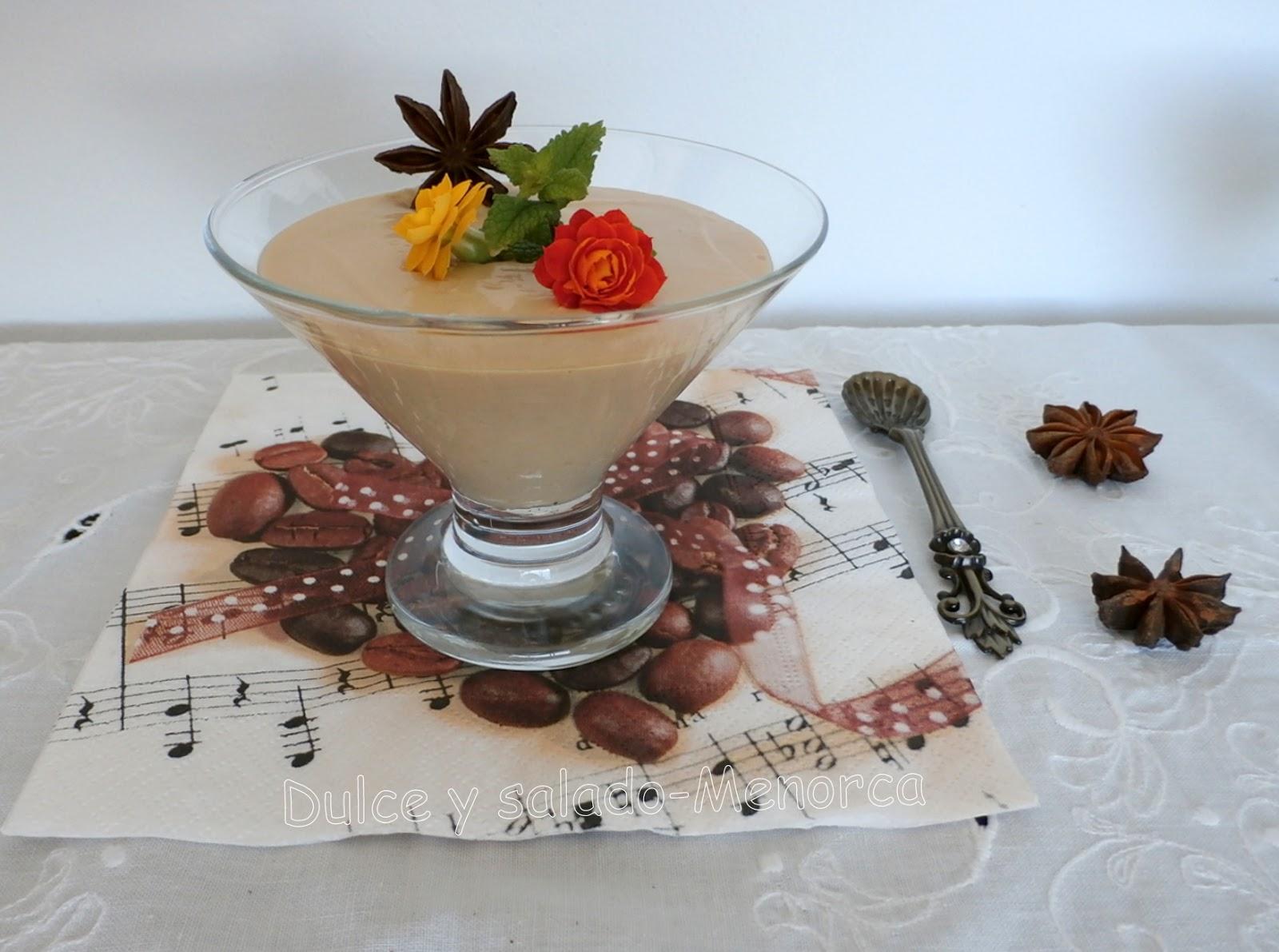 Cómo preparar crema de cappuccino