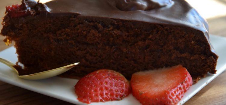 Cómo preparar tarta sacher
