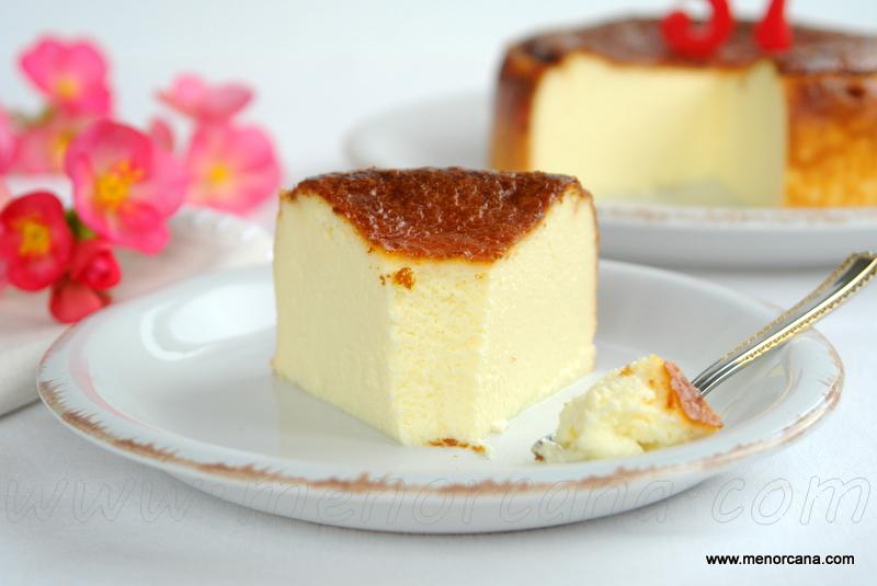 Cómo preparar tarta de queso del restaurante La Viña