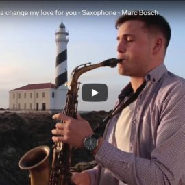 Videoclip de Marc Bosh - Nothing's gonna change my love for you