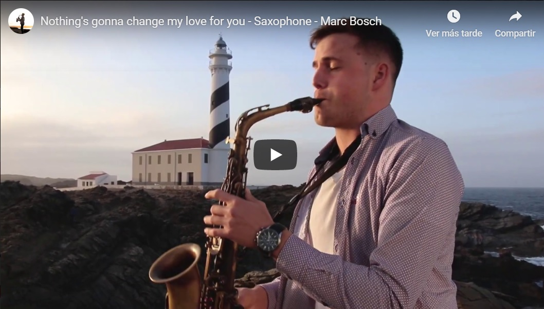 Videoclip de Marc Bosh – Nothing's gonna change my love for you
