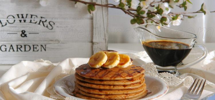 Cómo preparar tortitas de avena y plátano (sin huevo)