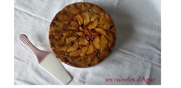 Cómo preparar bizcocho saludable de manzana y plátano