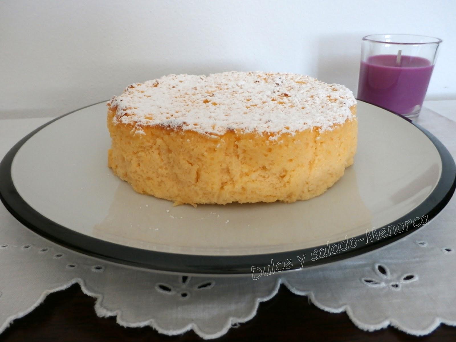 Cómo preparar pastel de queso tres ingredientes