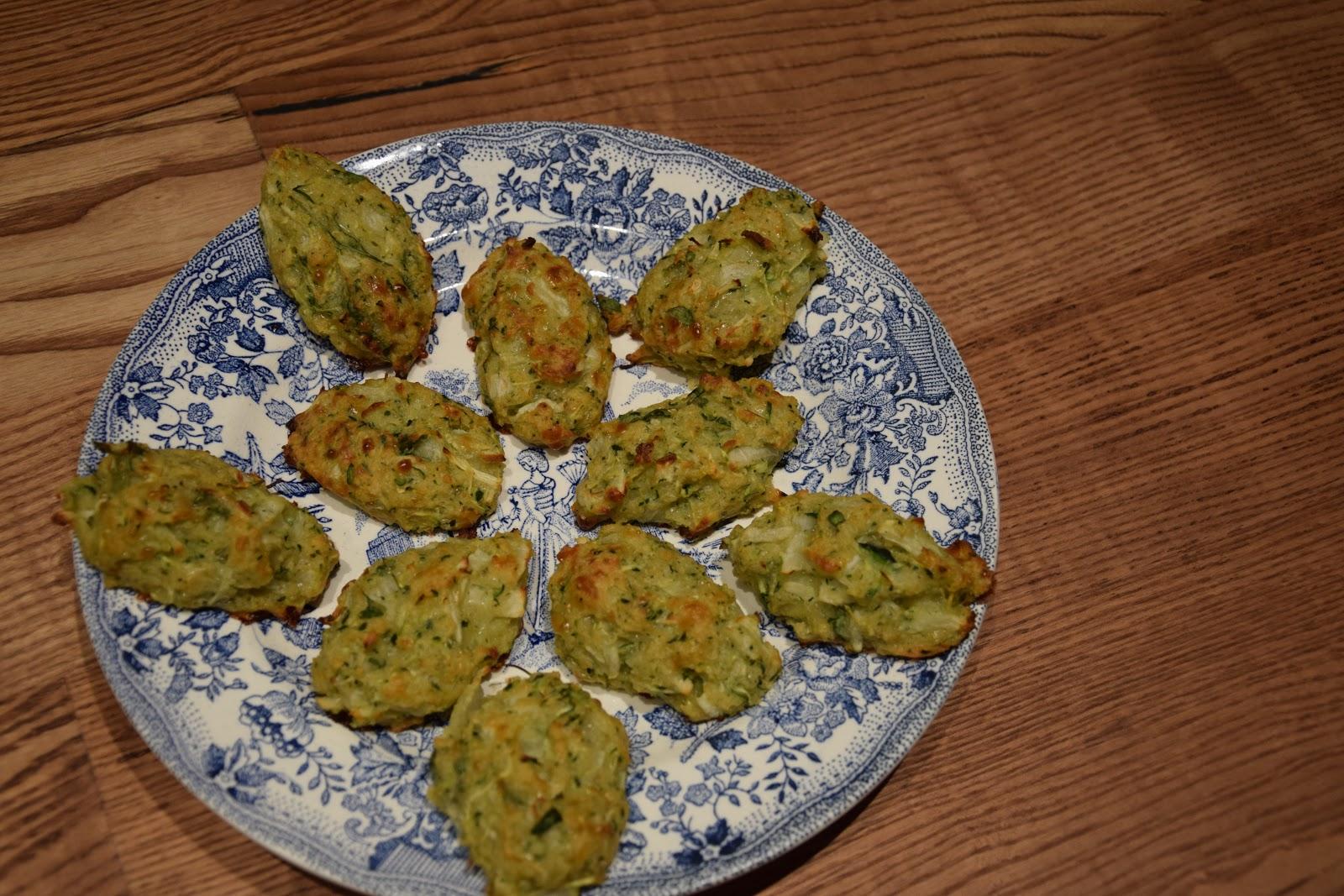 Cómo preparar croquetas de calabacín y queso