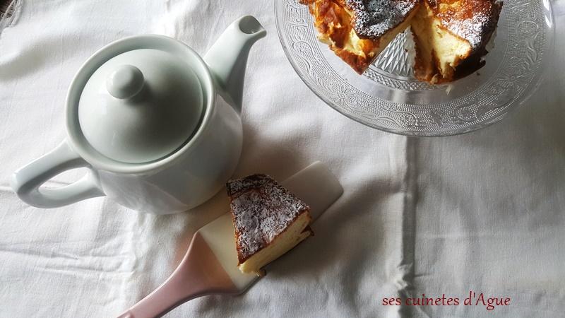 Cómo preparar tarta suave de yogur griego