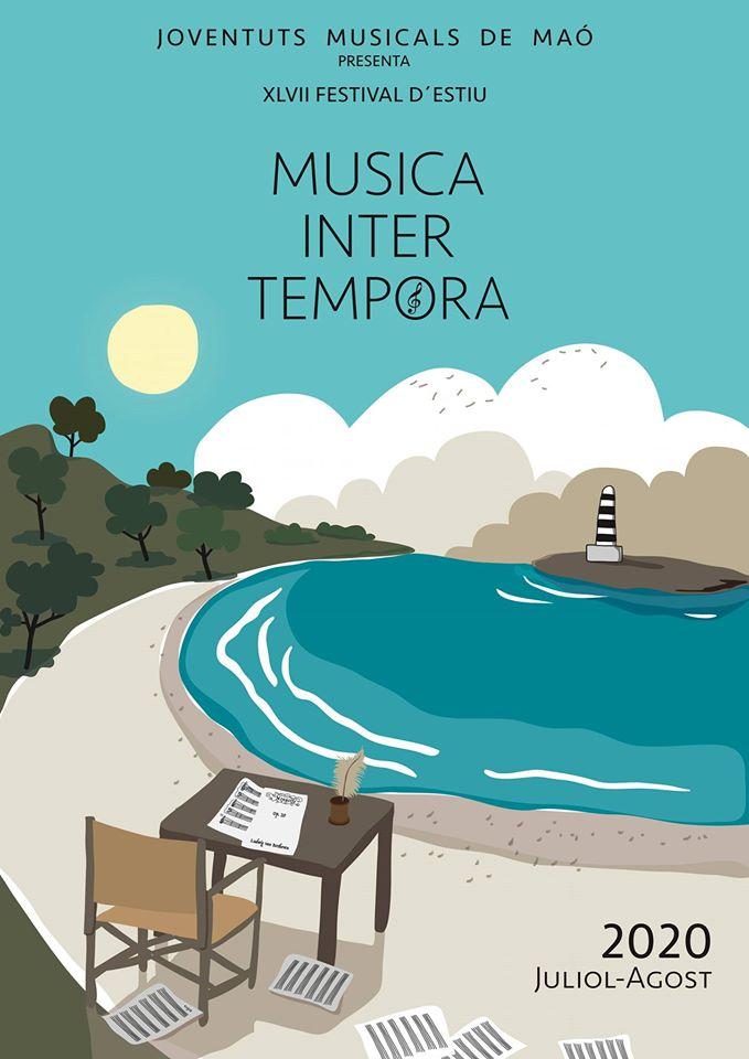MÚSICA INTER TEMPORA 2020 - 47º FESTIVAL DE MÚSICA DE MAÓ