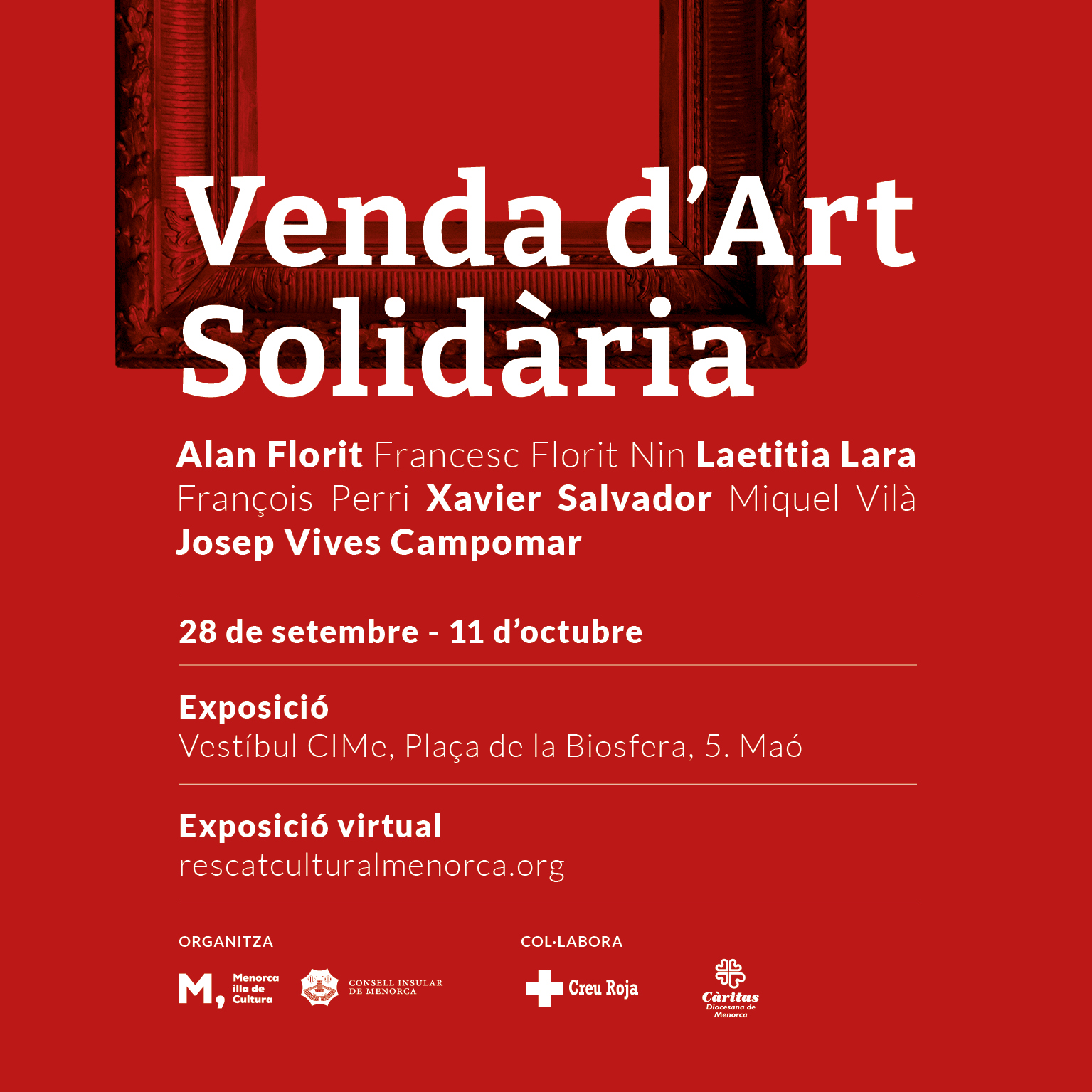 VENDA D'ART SOLIDARIA