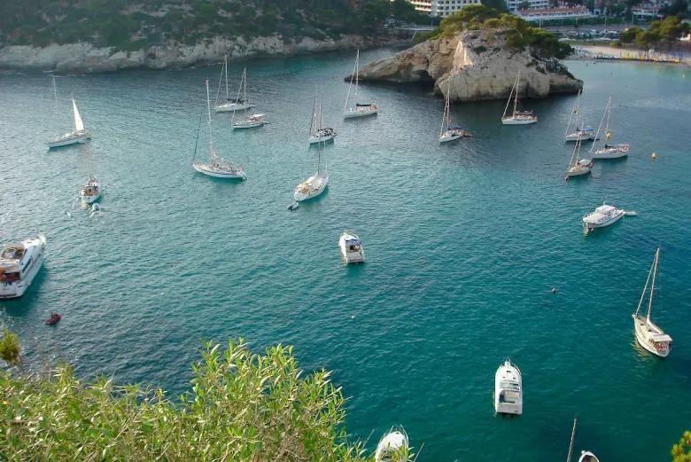Excursiones en barco yate o lancha