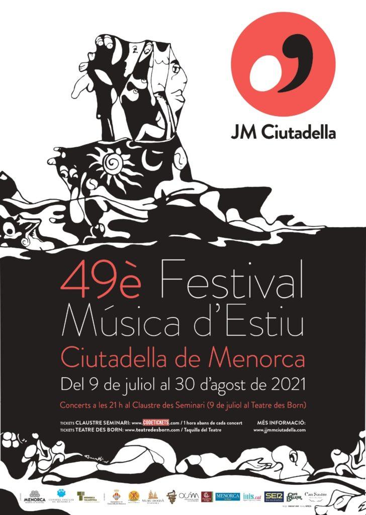 José Antonio Domené & Víctor Jiménez Díaz | Festival de Música d'Estiu de Ciutadella