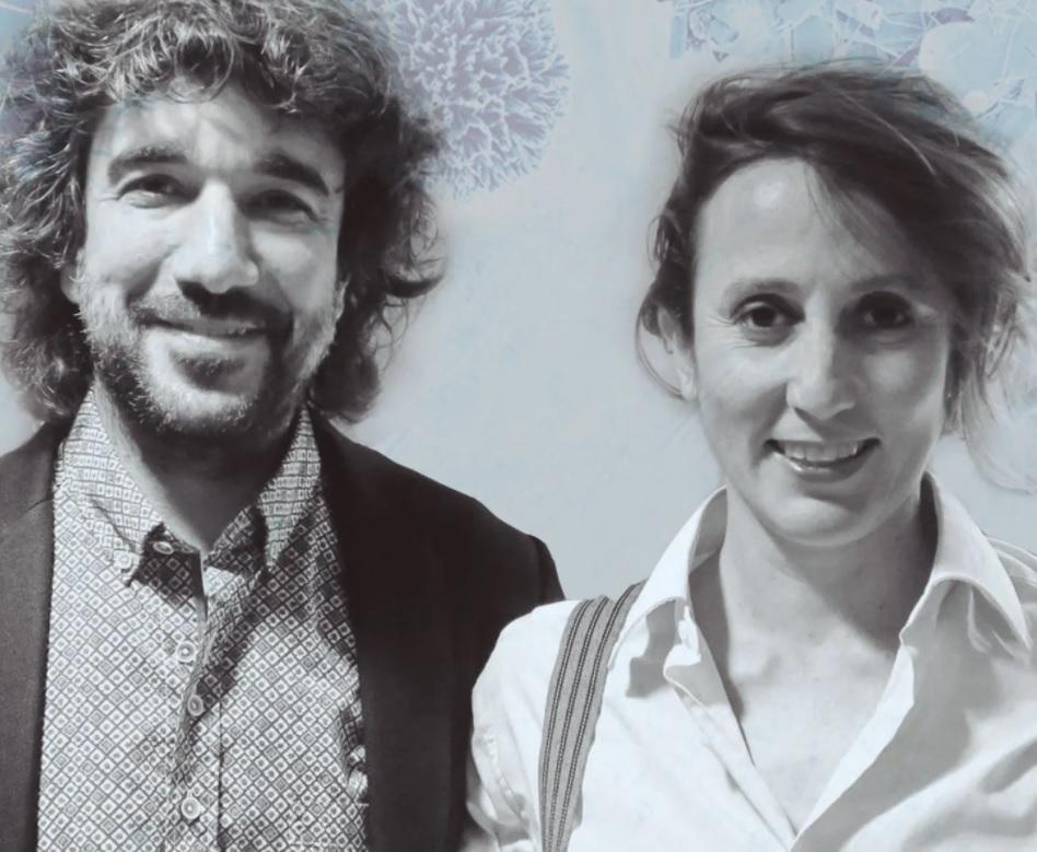 CARLES VIARNÈS Y ALBA G. CORRAL