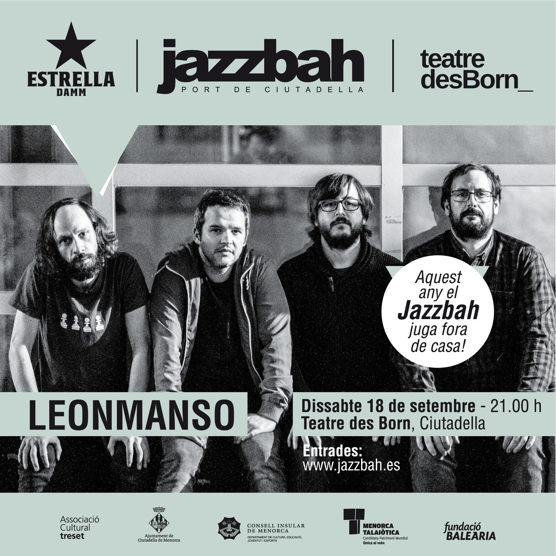 LEONMANSO - TEATRE DES BORN